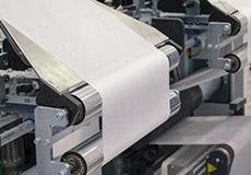 Krausch KG • Papiermaschine